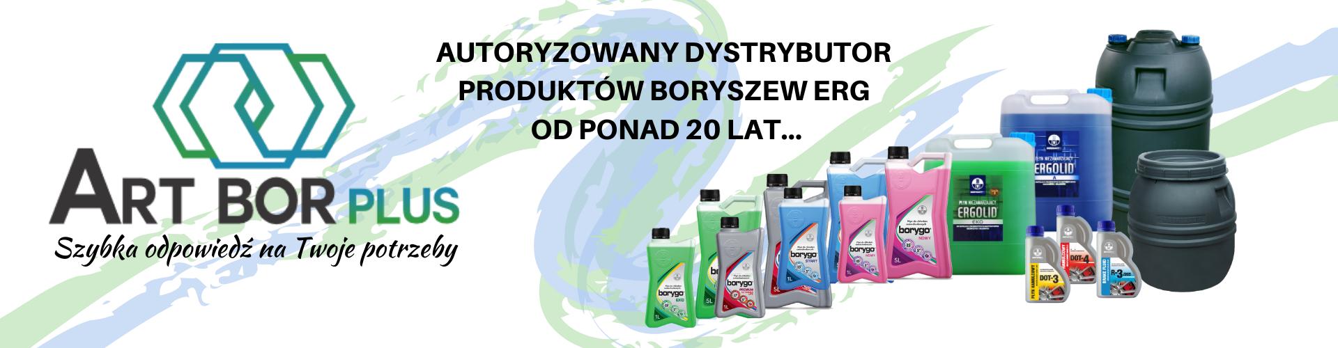 Art Bor Plus Autoryzowany dystrybutor produktów Boryszew ERG